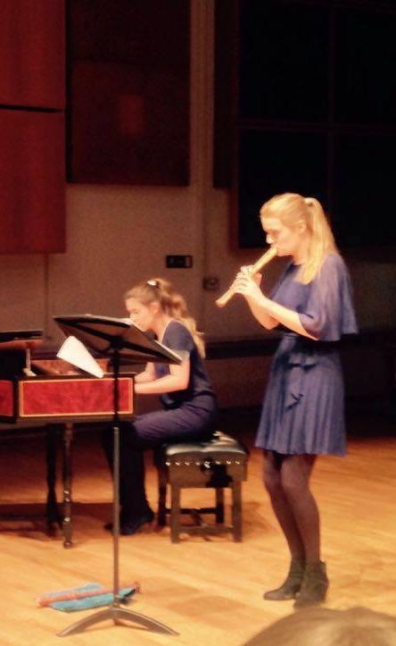 Recital with Róza Bene, 2017