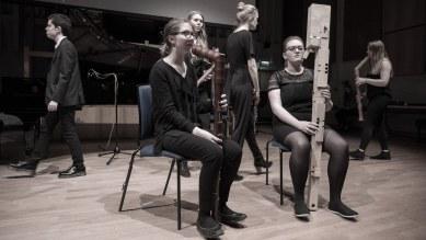 Royal Birmingham Conservatoire Frontiers Concert, 2017