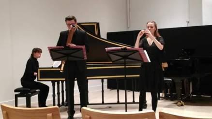 MMus 1 Recital