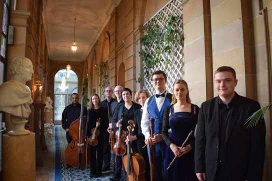 Vivaldi, Weston Hall, Staffordshire